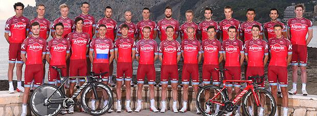 Las gafas de Bollé y el equipo Katusha Alpecin, juntos hasta 2018
