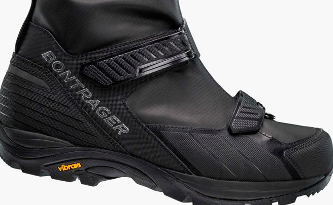 Bontrager Old Man Winter, el calzado ciclista definitivo para combatir el invierno