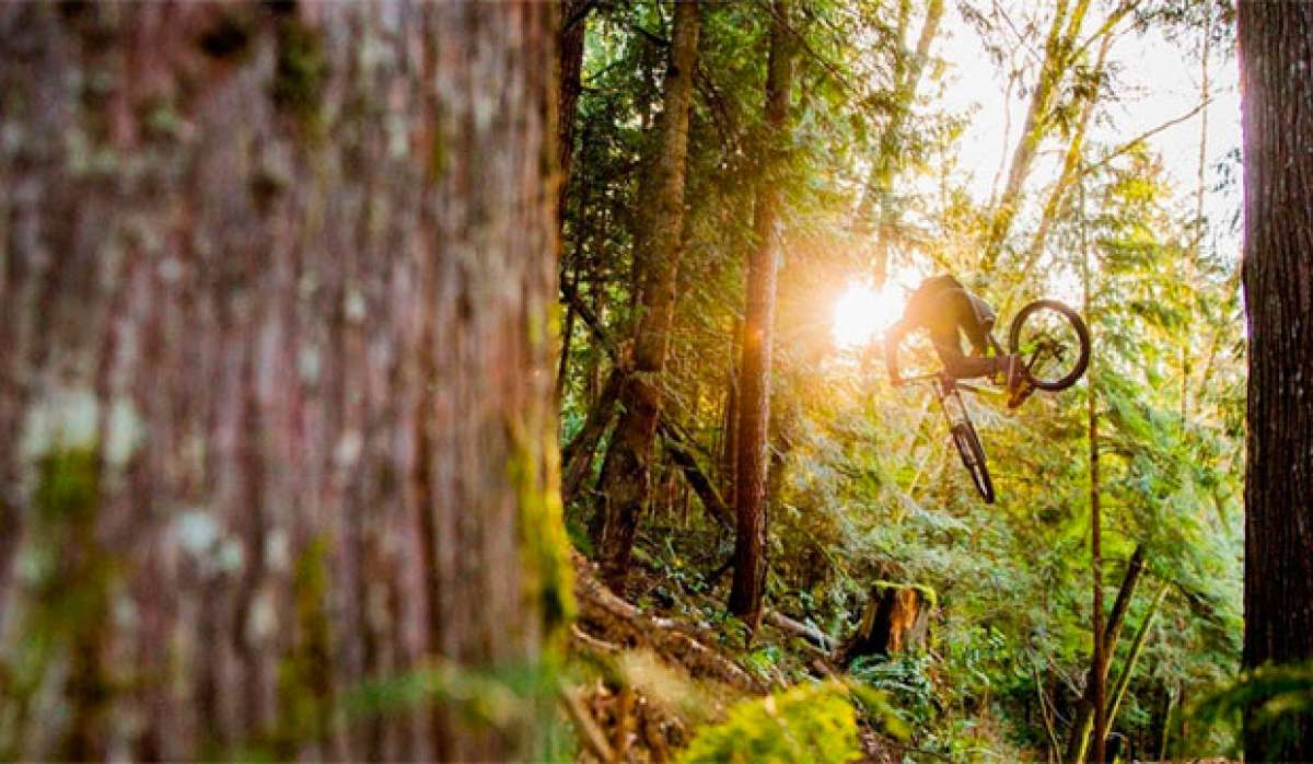 En TodoMountainBike: Sin música, sin efectos: 100 segundos de Mountain Bike puro y duro con Brendan Howey