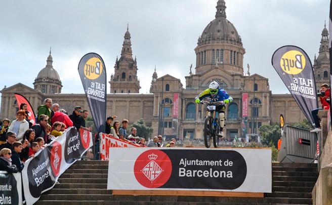 Todo a punto para el BUFF Down Urban Barcelona 2017