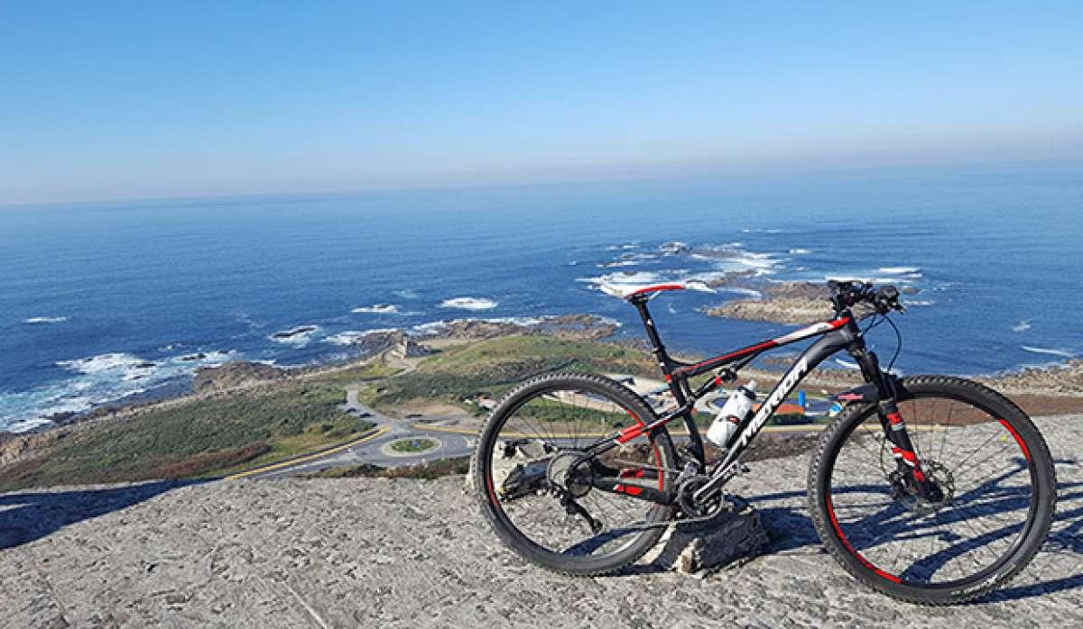 En TodoMountainBike: La foto del día en TodoMountainBike: 'Cabo Silleiro'