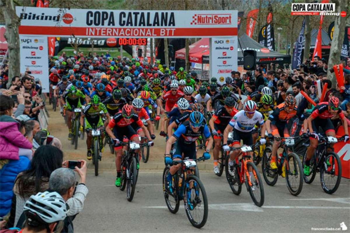 Calendario de la Copa Catalana Internacional 2018, uno de los campeonatos XCO con más puntos UCI en juego