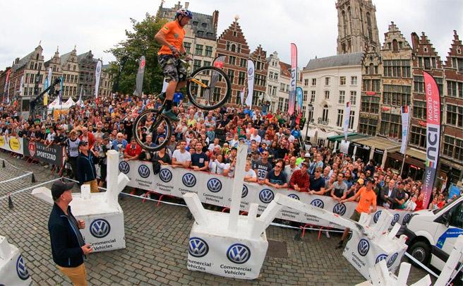 Calendario de la Copa del Mundo de Bike Trial (UCI Trials) 2017