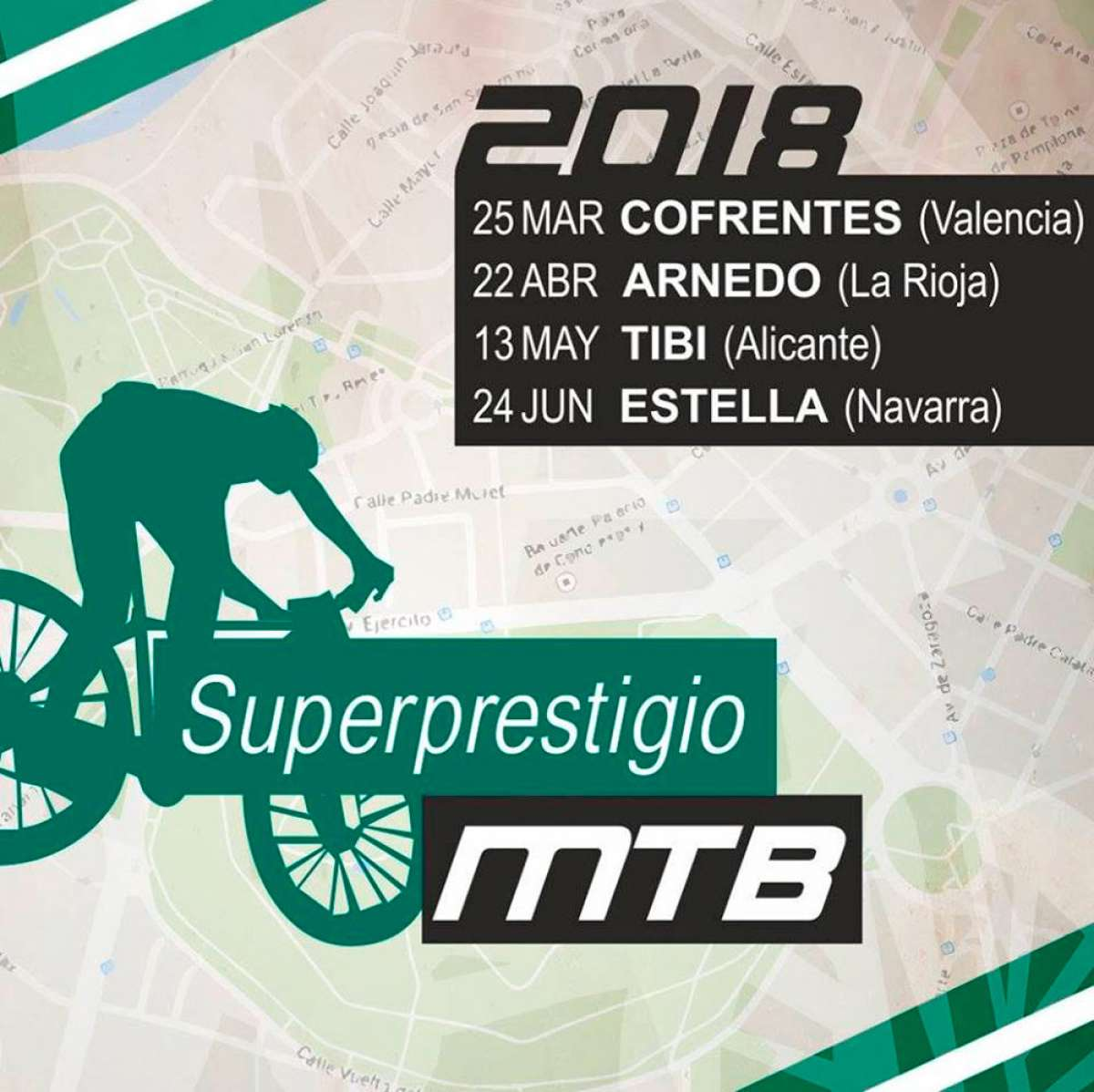 En TodoMountainBike: Calendario del Superprestigio MTB 2018