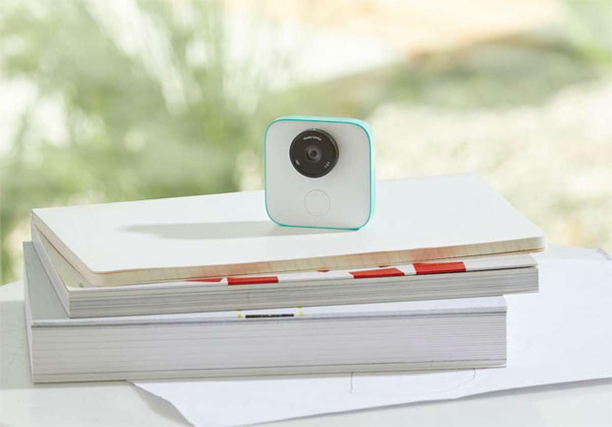 Google Clips, una cámara de acción para capturar momentos sin complicaciones