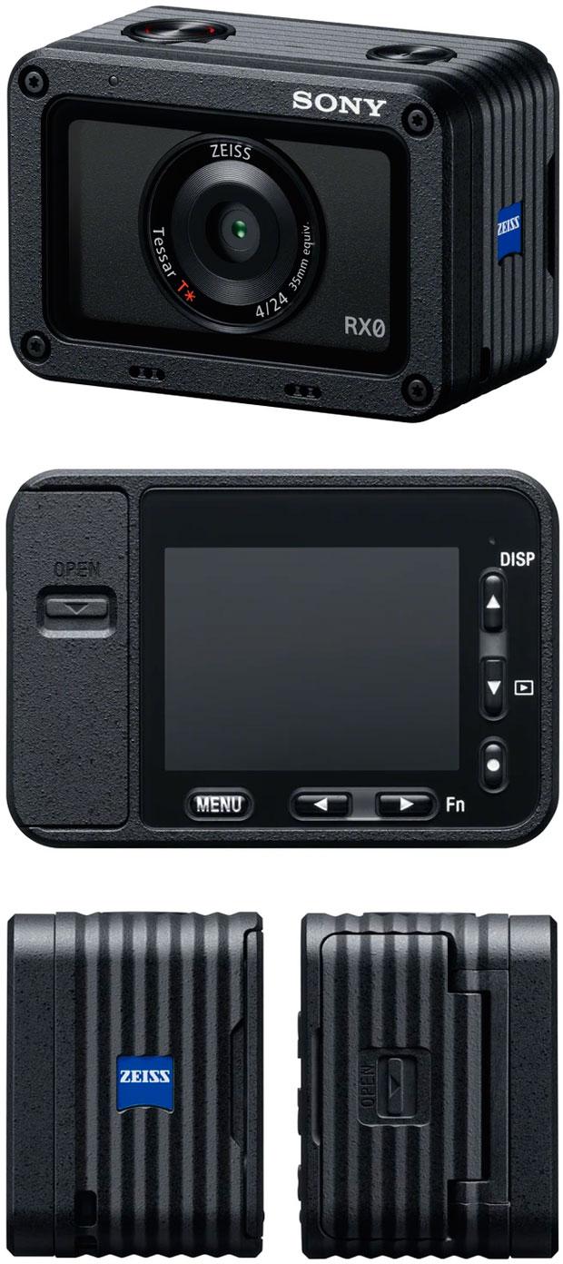 En TodoMountainBike: Sony RX0, la cámara de acción que promete poner fin al reinado de GoPro