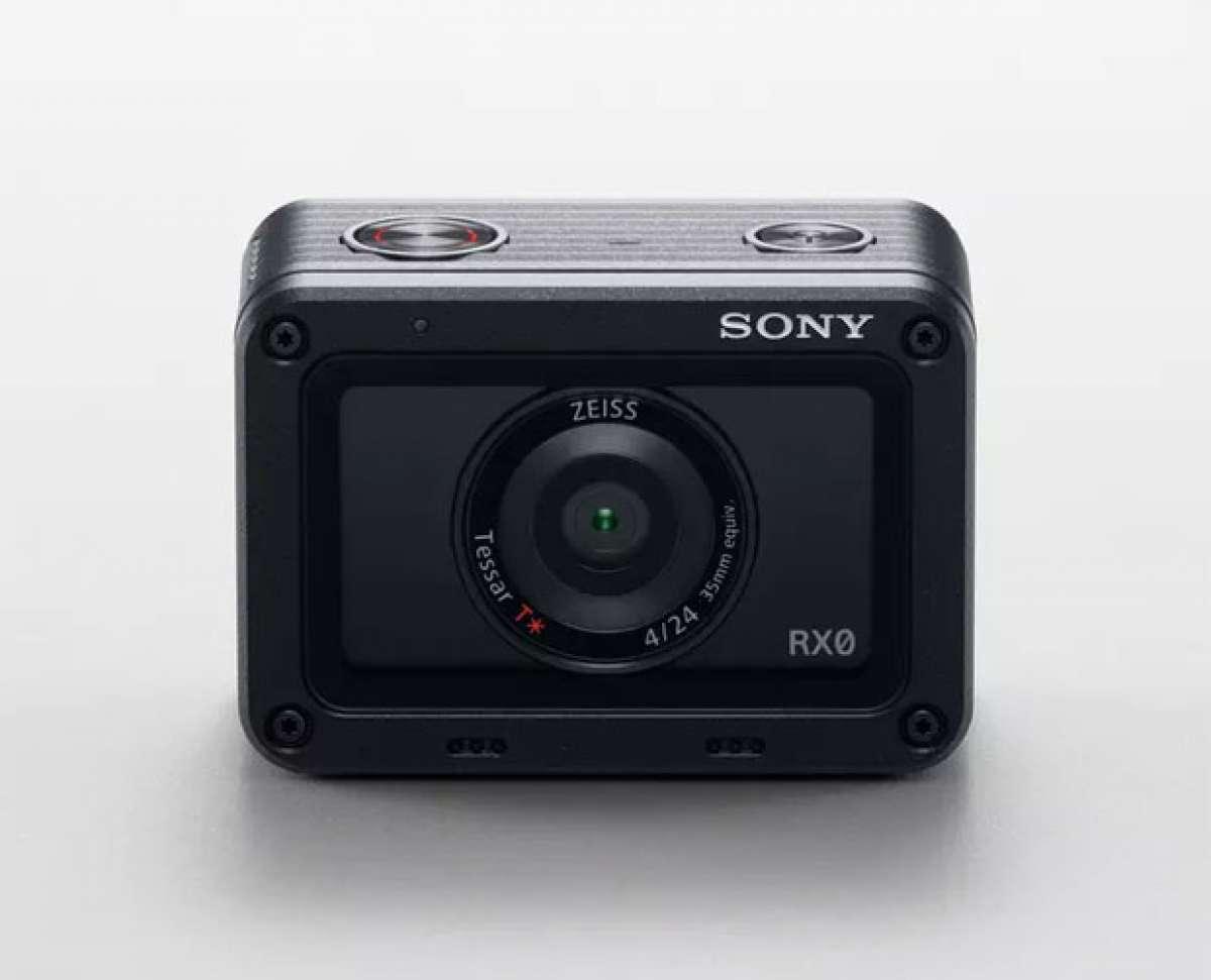 Sony RX0, la cámara de acción que promete poner fin al reinado de GoPro