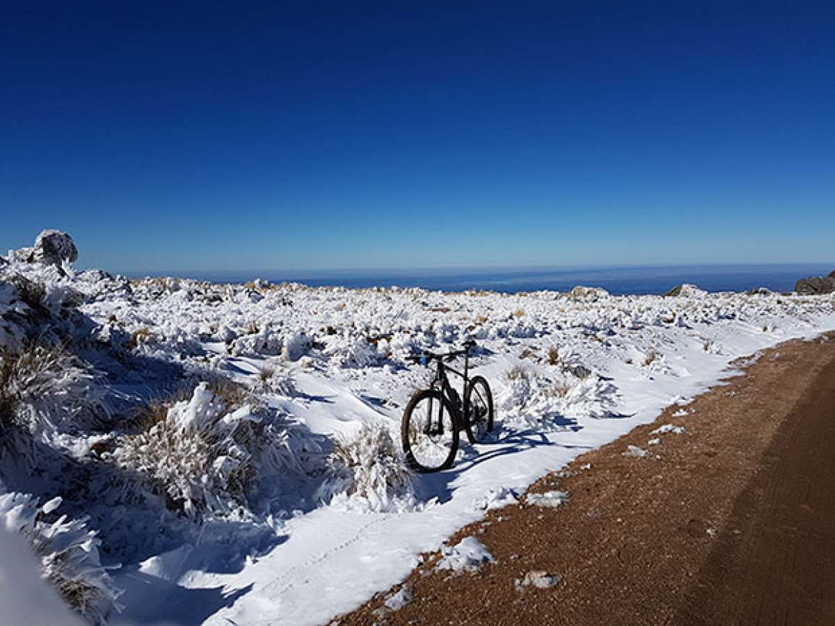 La foto del día en TodoMountainBike: 'Camino de Los Linderos'