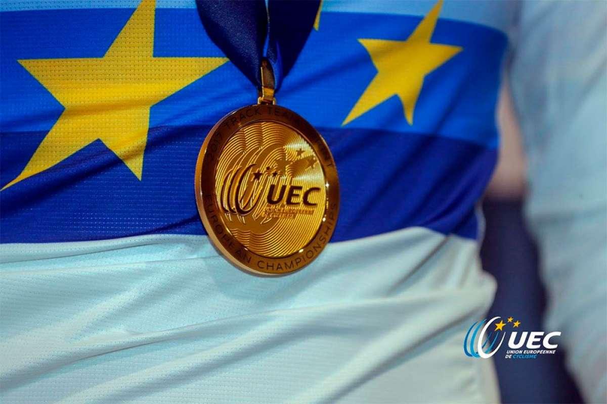 La Unión Europea de Ciclismo (UEC) prepara un Campeonato de Europa de e-Bikes