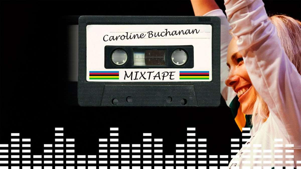 Las diez canciones favoritas de Caroline Buchanan, campeona del mundo de Four Cross (4X)
