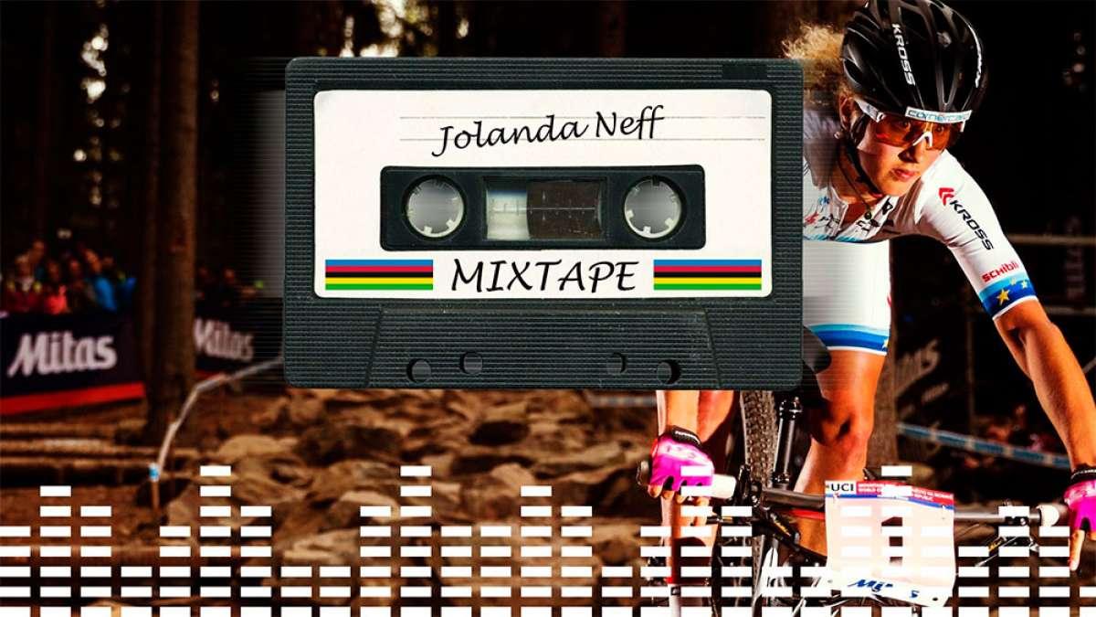 Las diez canciones favoritas de Jolanda Neff, la campeona del mundo de XCO