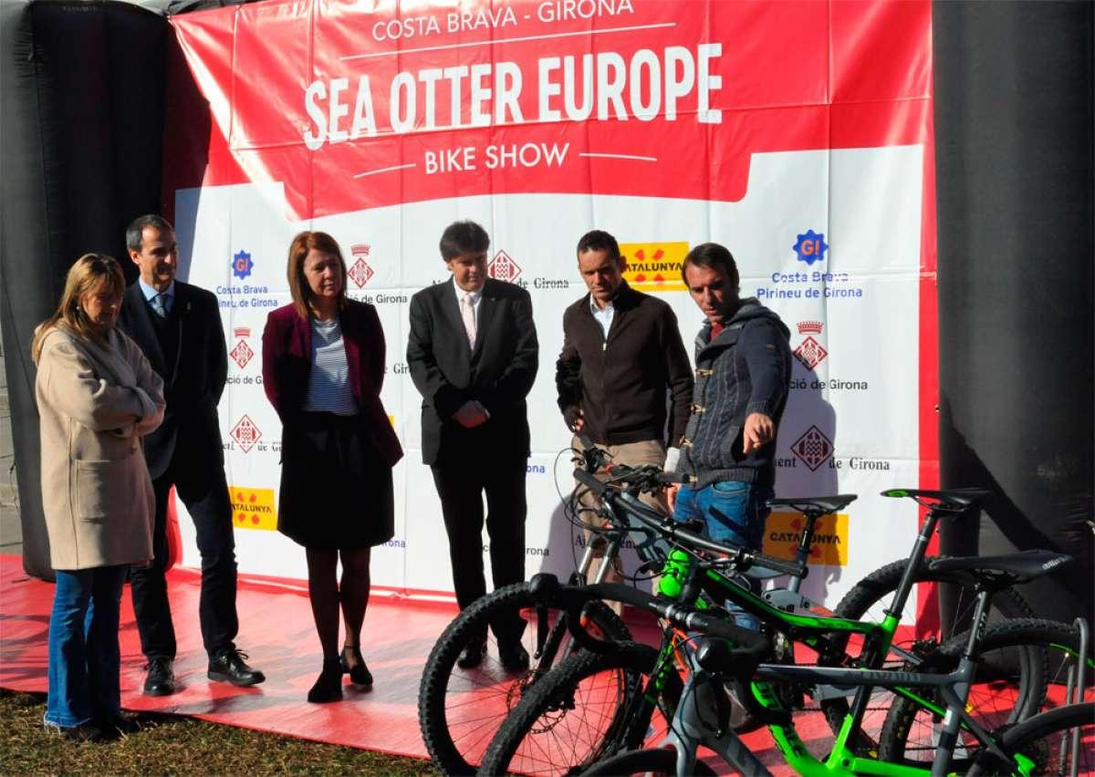 Cannondale, patrocinador principal del Sea Otter Europe Costa Brava-Girona Bike Show 2018