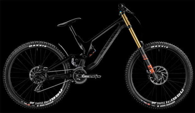 En TodoMountainBike: El Canyon Factory Racing DH Team 2017, al completo