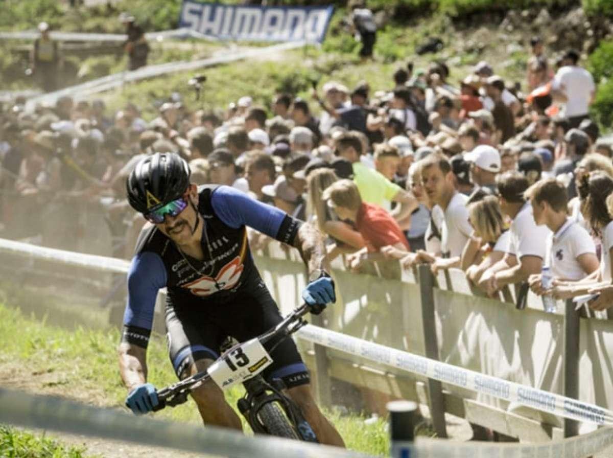 """Carlos Coloma, tras la carrera de Val di Sole: """"Las sensaciones han sido muy buenas y todo va según lo previsto de cara al gran objetivo del año"""""""
