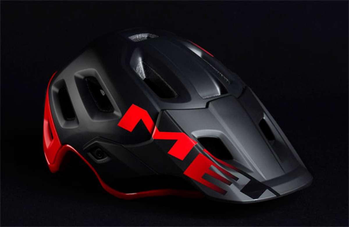 En TodoMountainBike: MET Roam, el casco para All Mountain que todo aficionado deseará tener