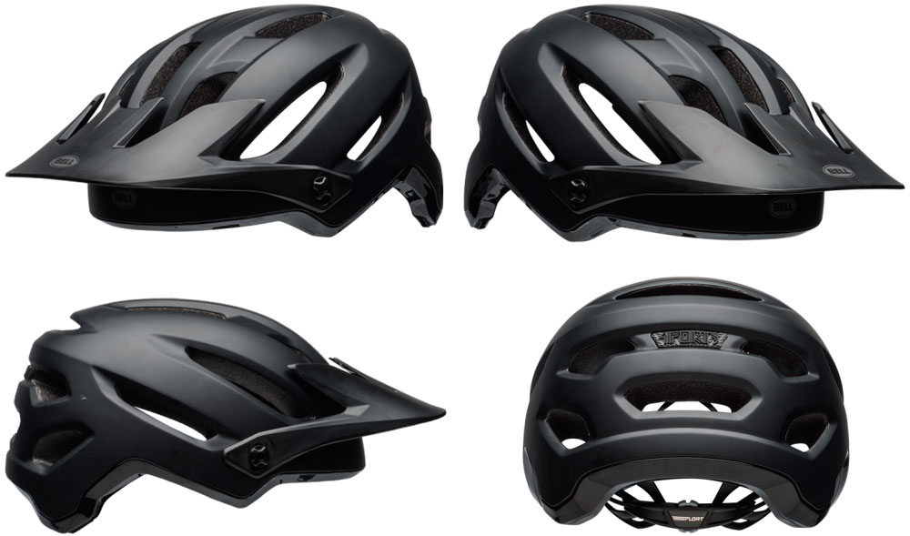 En TodoMountainBike: Bell 4Forty, un casco económico para iniciarse en el All Mountain