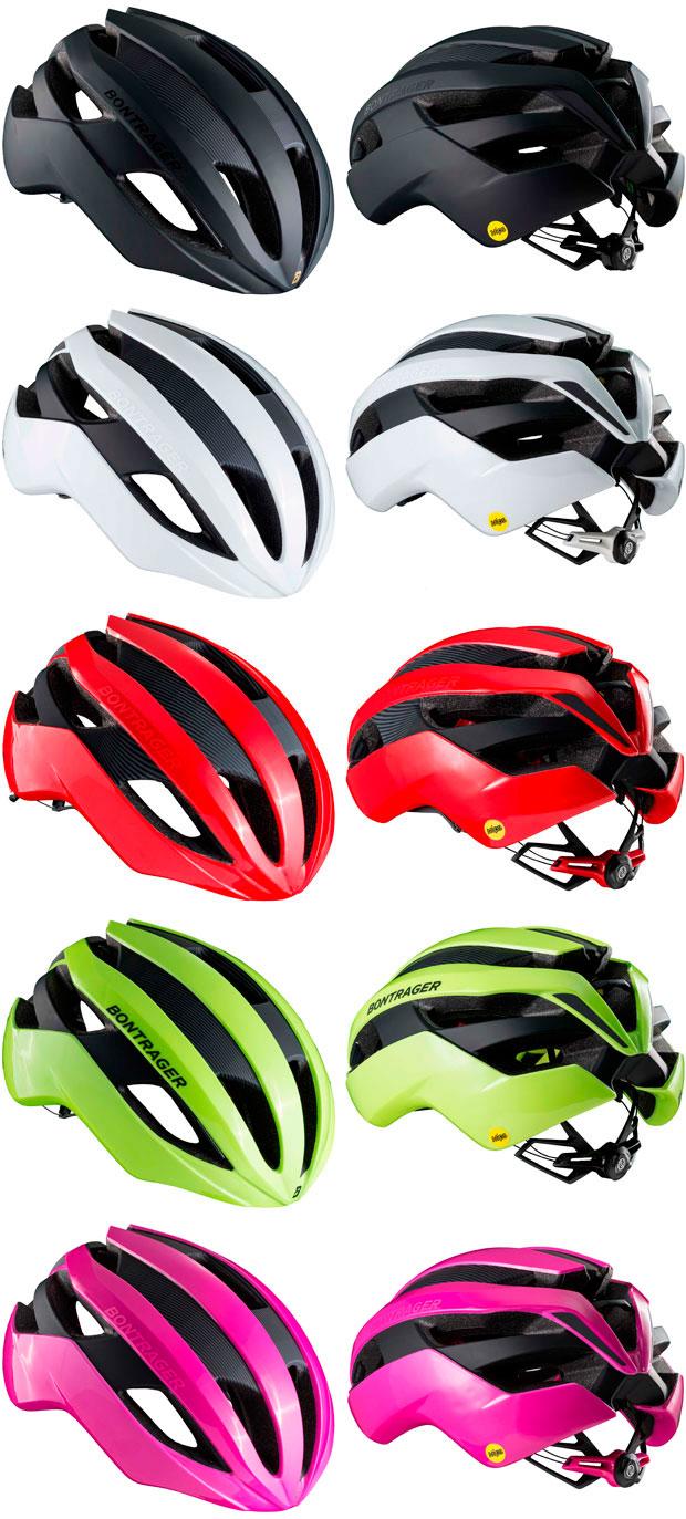 En TodoMountainBike: Bontrager Velocis MIPS, máxima protección y comodidad para un casco de rendimiento profesional