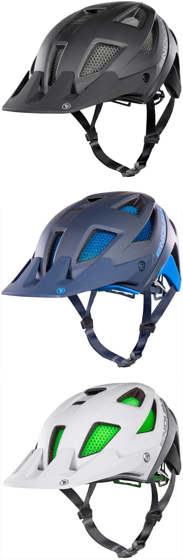 En TodoMountainBike: Endura MT500, tecnología Koroyd para el nuevo casco de la firma escocesa