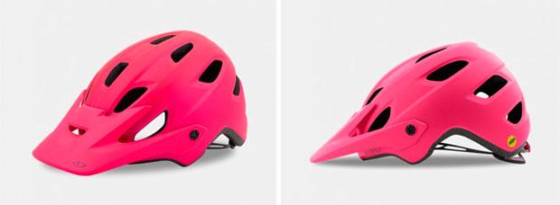 Giro Cartelle MIPS, un casco de All Mountain exclusivo para chicas ciclistas