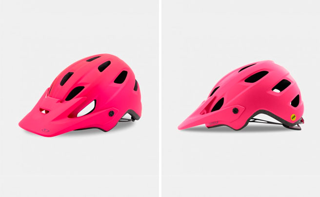 Giro Cartelle MIPS, un casco de All Mountain exclusivo para chicas ciclistas