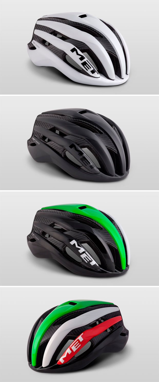 En TodoMountainBike: MET Trenta 3K Carbon, un casco con armazón de fibra de carbono para ganar en ligereza, aerodinámica y ventilación