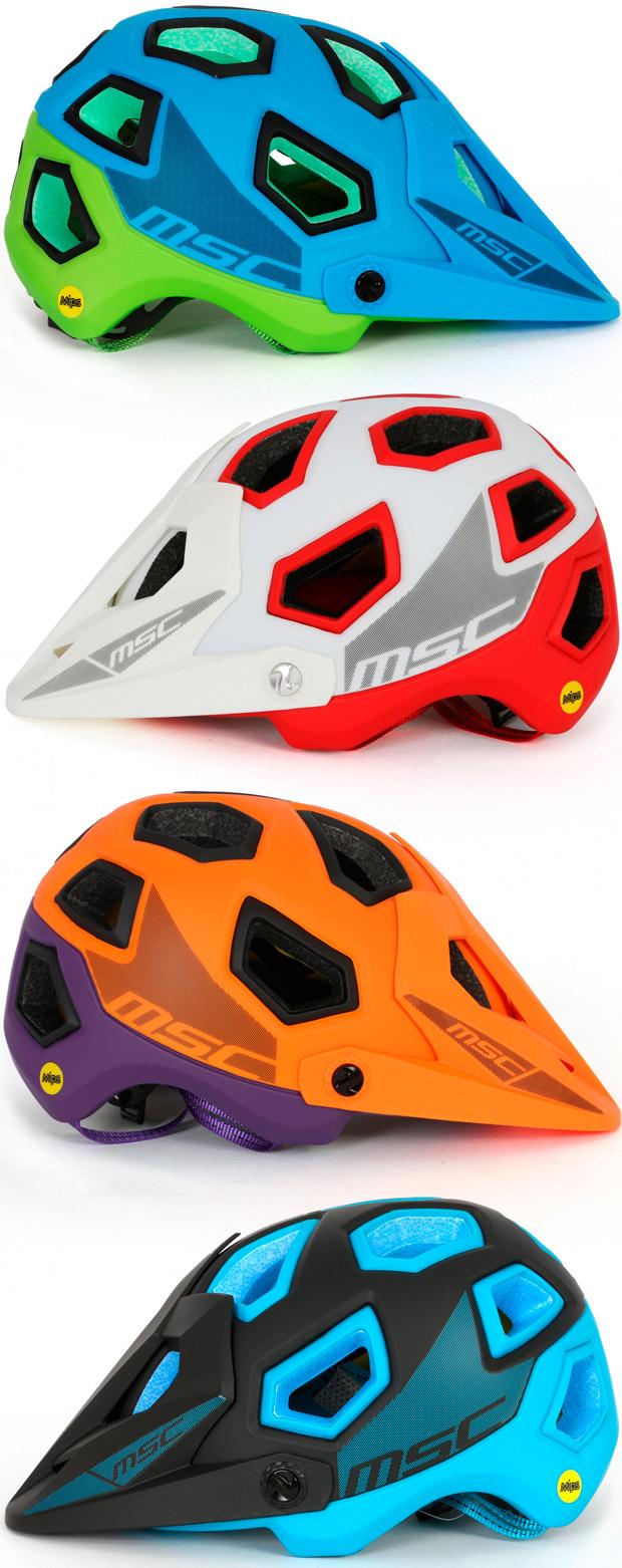 En TodoMountainBike: Máxima seguridad para los ciclistas con el nuevo casco MSC Enduro MIPS