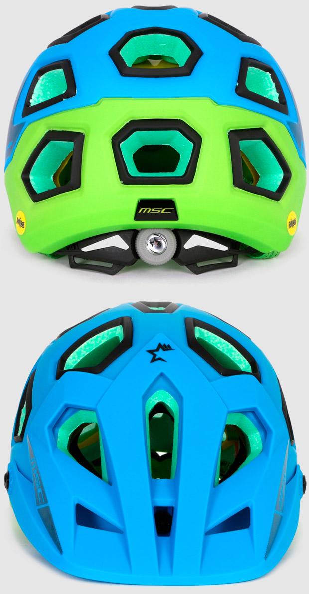 Máxima seguridad para los ciclistas con el nuevo casco MSC Enduro MIPS
