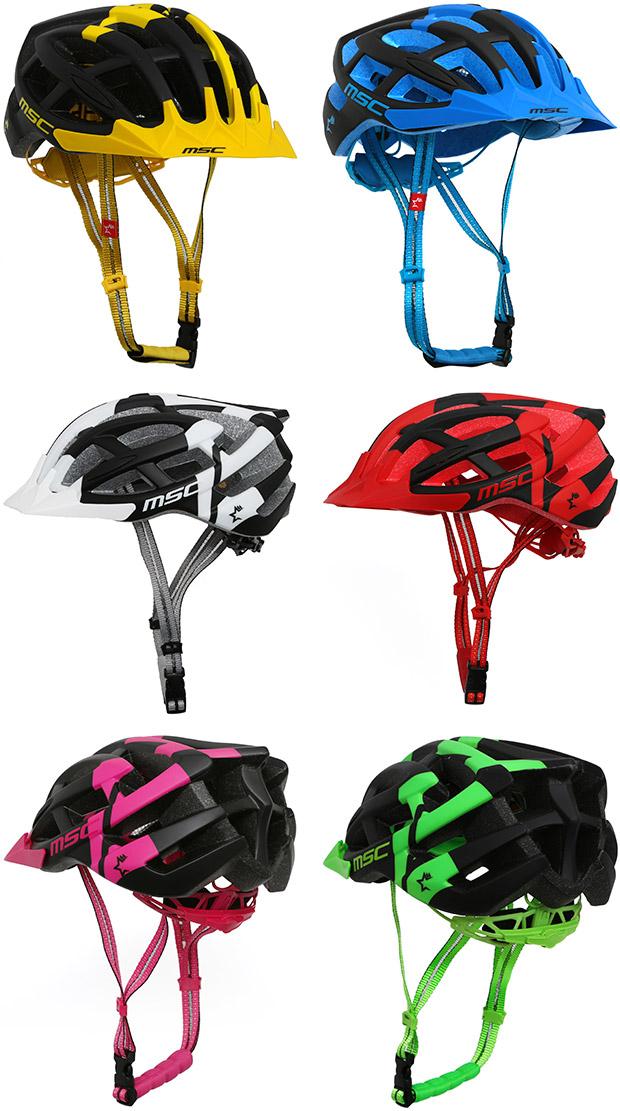 En TodoMountainBike: Nuevo casco MTB MSC orientado al XC de precio irresistible
