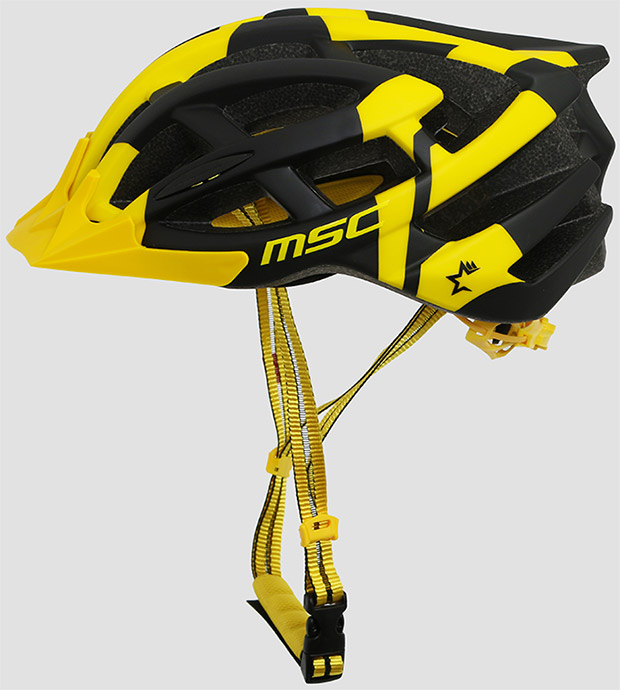 Nuevo casco MTB MSC orientado al XC de precio irresistible