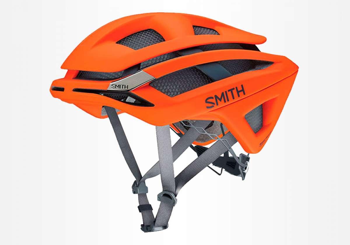 Smith Optics Overtake, máxima aerodinámica y protección en un casco diseñado para las carreras