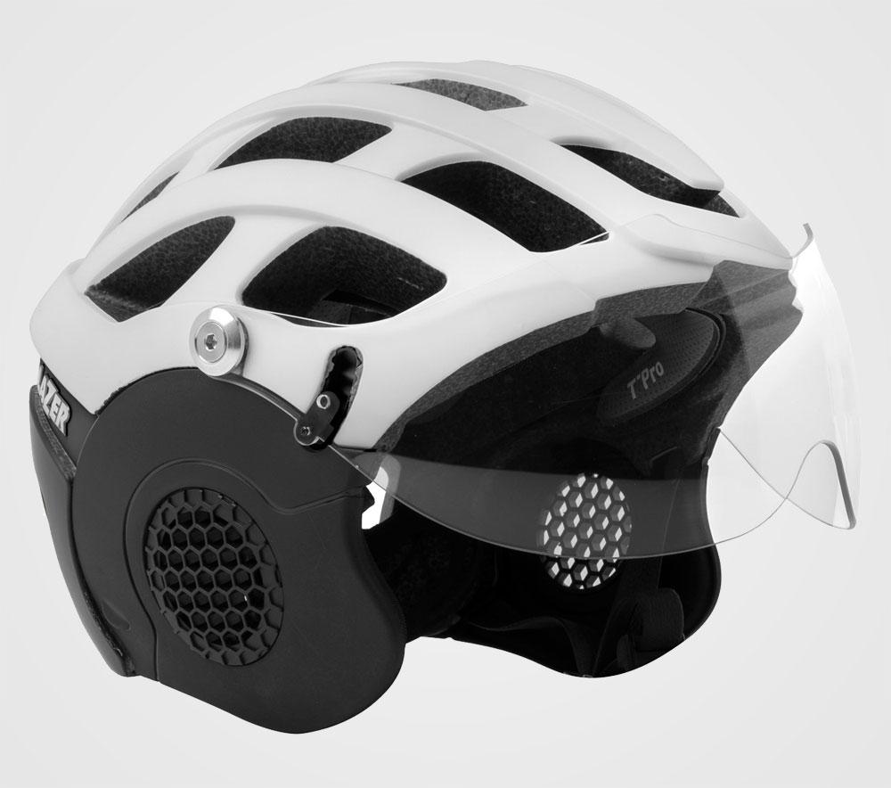 En TodoMountainBike: Lazer Anverz NTA, un avanzado y llamativo casco para ciclistas eléctricos