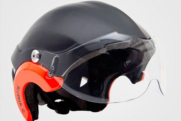 Lazer Anverz NTA, un avanzado y llamativo casco para ciclistas eléctricos