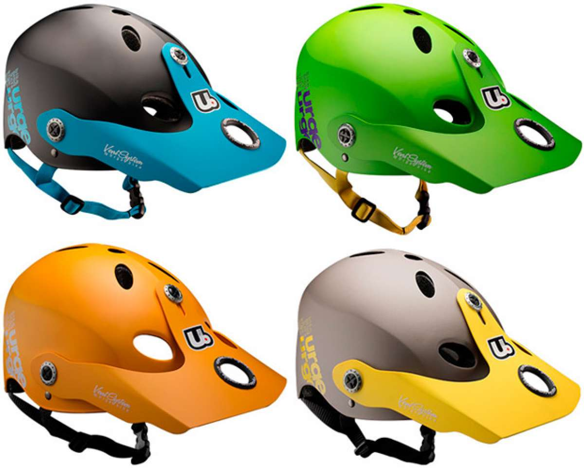 En TodoMountainBike: Urge All-In, un casco polivalente para iniciarse en el Mountain Bike a precio imbatible