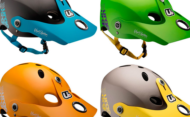 Urge All-In, un casco polivalente para iniciarse en el Mountain Bike a precio imbatible