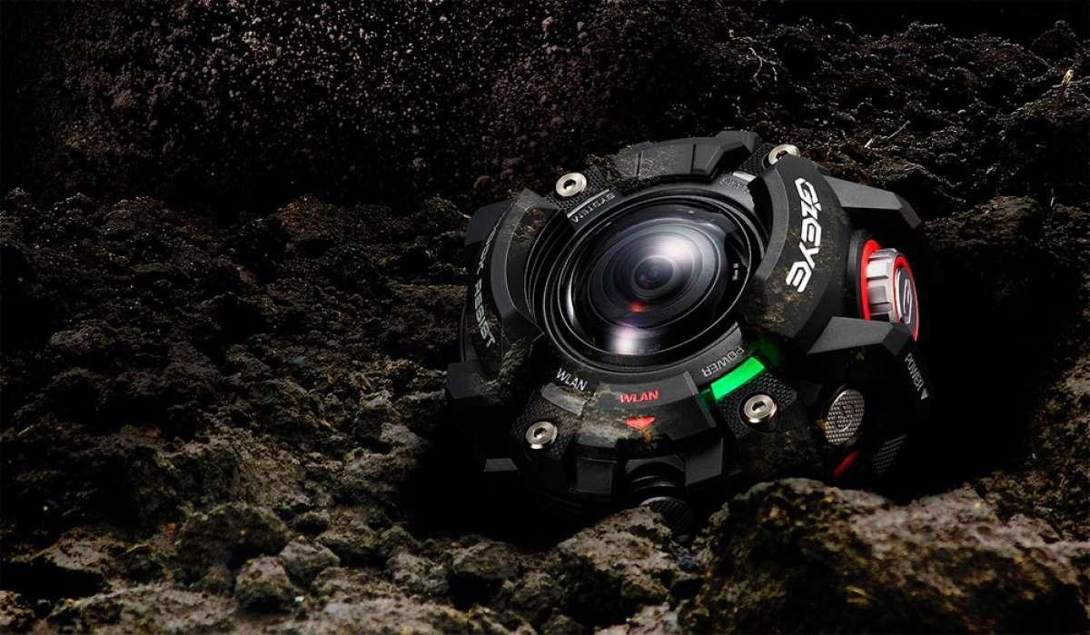 En TodoMountainBike: Casio EYE GZE-1, la primera cámara de acción de la mítica firma japonesa