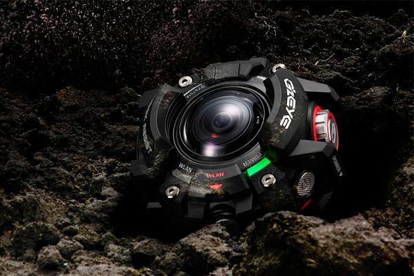 Casio EYE GZE-1, la primera cámara de acción de la mítica firma japonesa