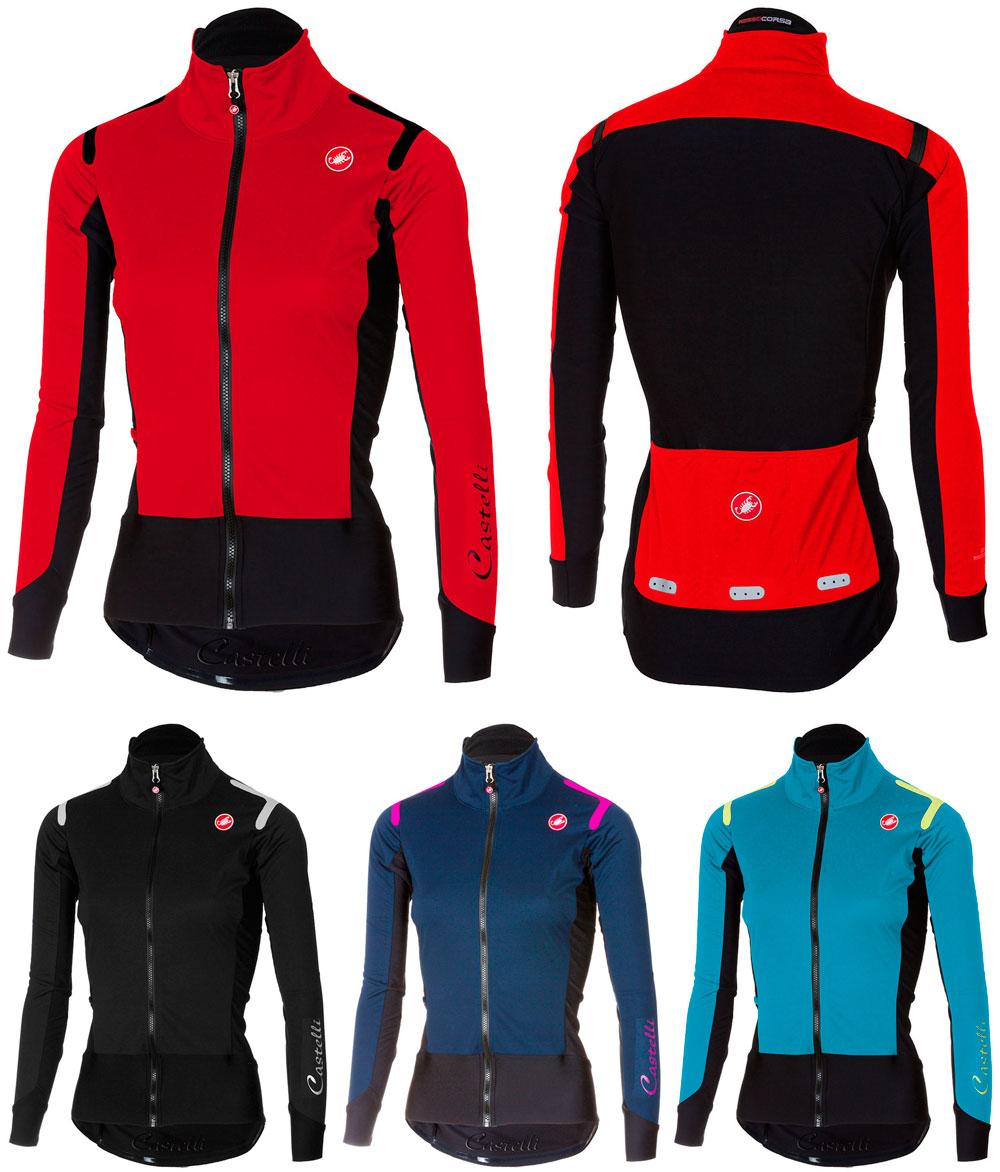 En TodoMountainBike: Castelli Alpha RoS Jersey, una chaqueta-maillot para rodar con lluvia o sol con toda comodidad