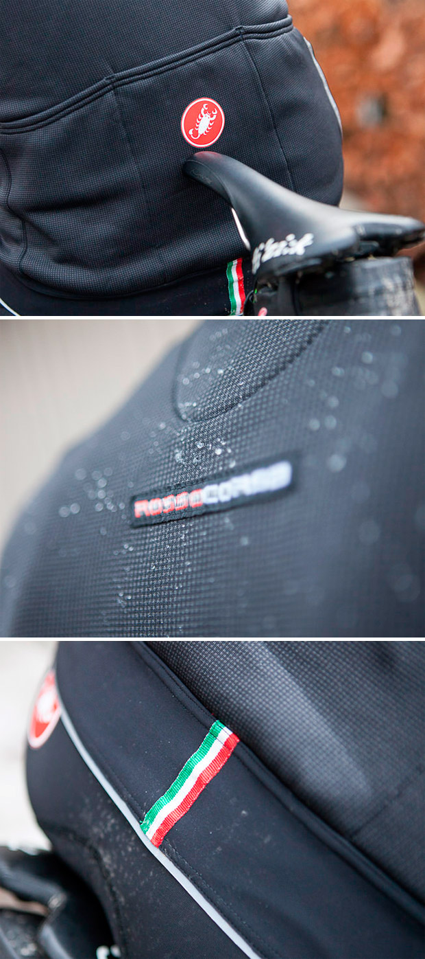 En TodoMountainBike: Castelli Potenza Jersey FZ: un nuevo maillot con función de chaqueta, o viceversa