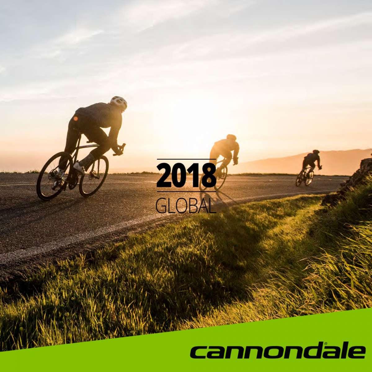 En TodoMountainBike: Catálogo de Cannondale 2018. Toda la gama de bicicletas Cannondale para la temporada 2018
