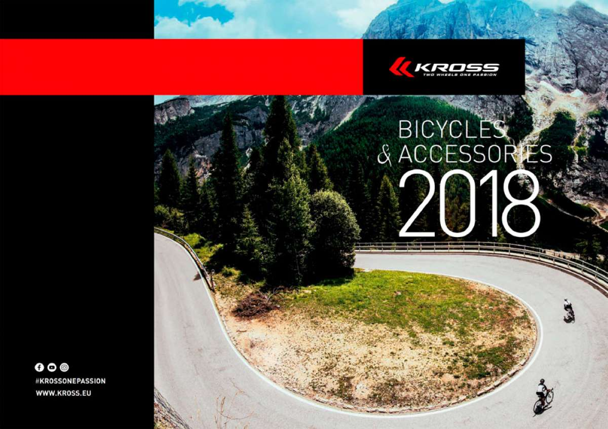 Catálogo de Kross 2018. Toda la gama de bicicletas Kross para la temporada 2018
