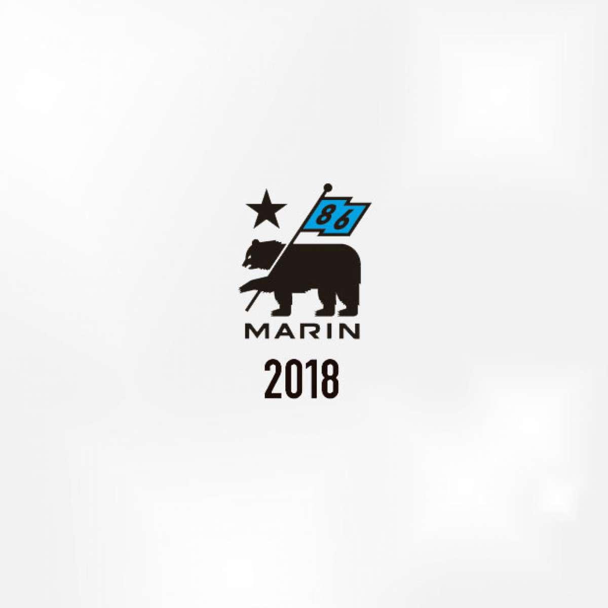 Catálogo de Marin 2018. Toda la gama de bicicletas Marin para la temporada 2018