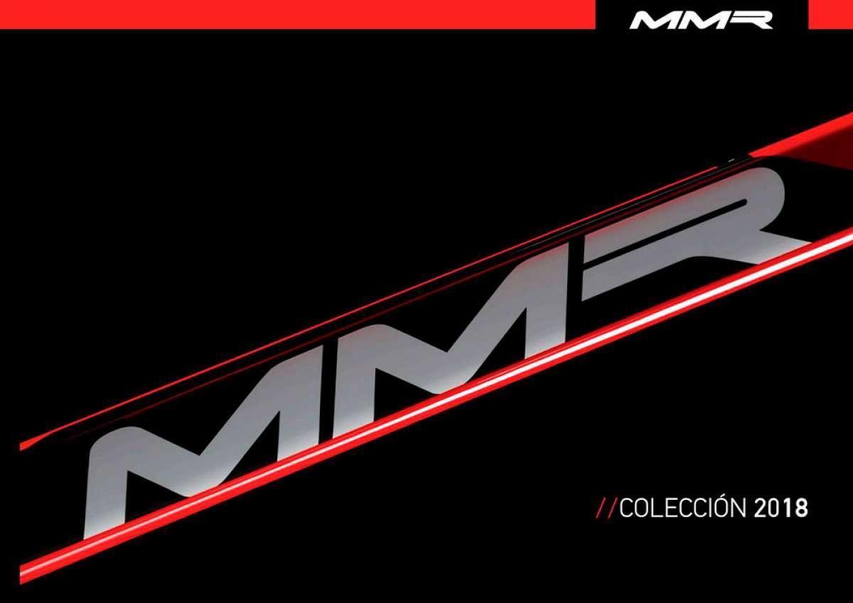 Catálogo de MMR Bikes 2018. Toda la gama de bicicletas MMR para la temporada 2018