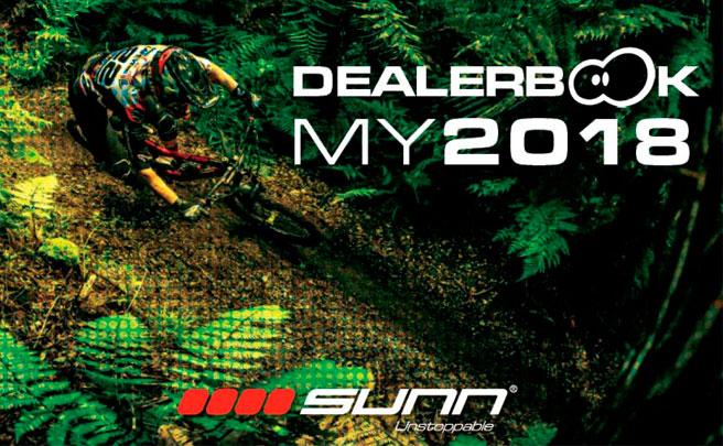 Catálogo de Sunn 2018. Toda la gama de bicicletas Sunn para la temporada 2018
