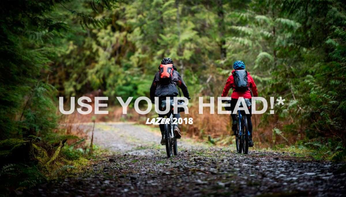 Catálogo de Lazer 2018. Toda la gama de cascos y gafas Lazer para la temporada 2018