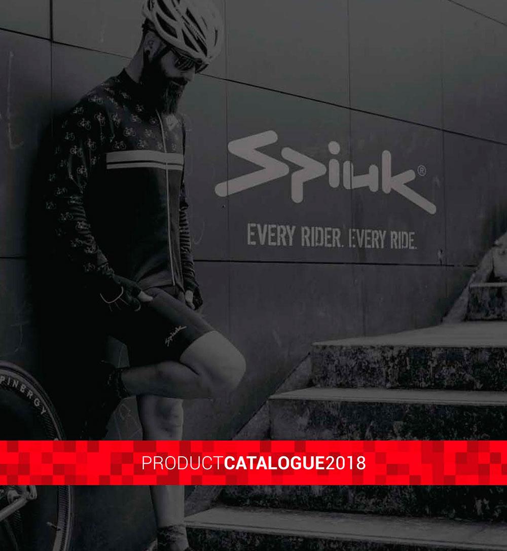 Catálogo de Spiuk 2018. Toda la gama de equipamiento Spiuk para la temporada 2018