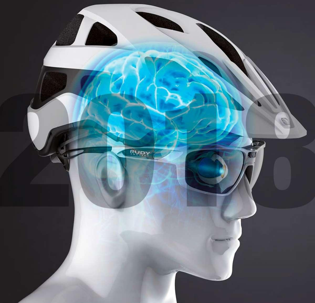Catálogo de Rudy Project 2018. Toda la gama de gafas y cascos Rudy Project para la temporada 2018
