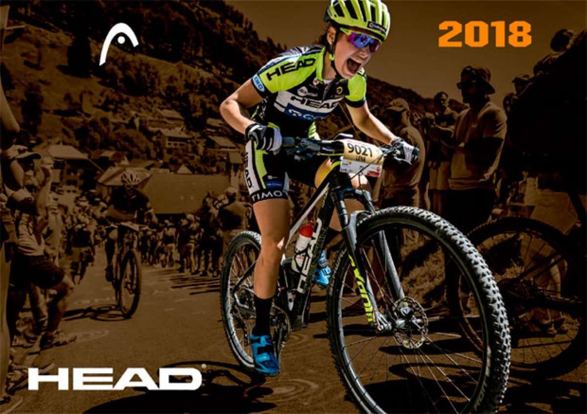Catálogo de Head 2018. Toda la gama de bicicletas Head para la temporada 2018