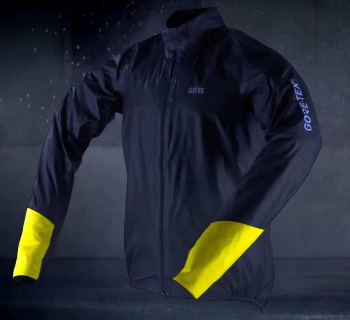 En TodoMountainBike: Más colores para la Gore-Tex Shakedry, la chaqueta impermeable más avanzada del mundo