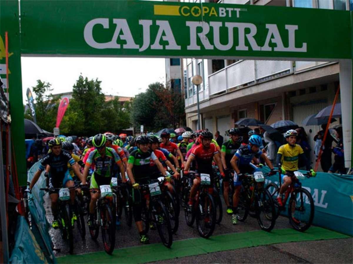 Un ciclista atropellado mortalmente mientras calentaba para la Copa Caja Rural de Estella por un conductor octogenario