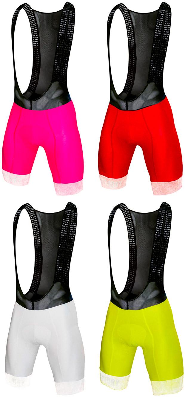 En TodoMountainBike: Colores de alta visibilidad para la nueva colección de culottes y maillots Taymory Plutón